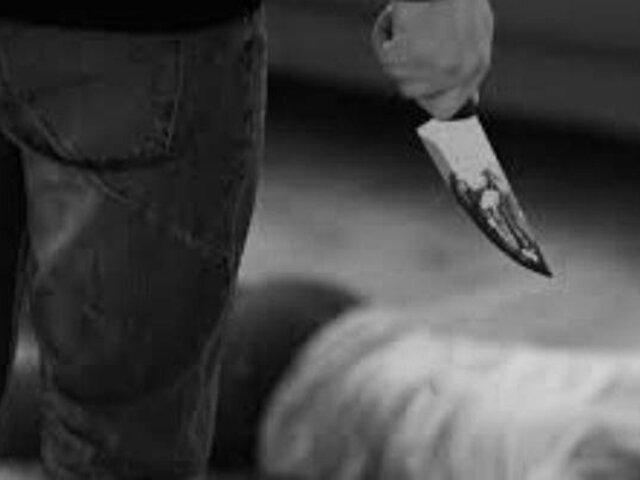 Puente Piedra: celos habrían provocado que sujeto acuchille y mate a su pareja