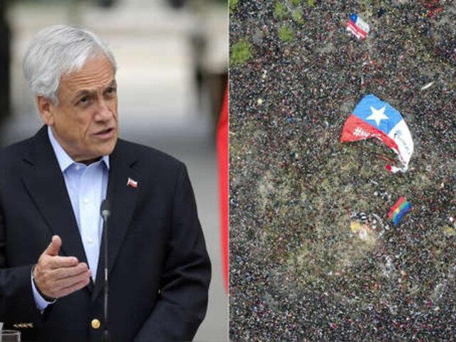 Piñera promulga Ley que habilita plebiscito para cambiar Constitución chilena