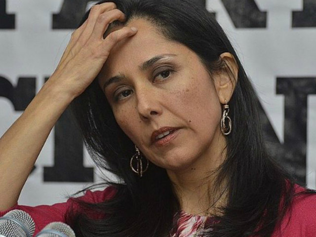 Nadine Heredia: suspenden audiencia impedimento de salida del país