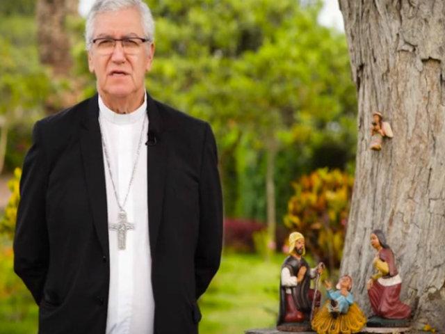 Saludo navideño de Carlos Castillo, Arzobispo de Lima
