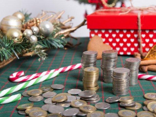 Gastos por fiestas de fin de año será el más bajo desde e 2015