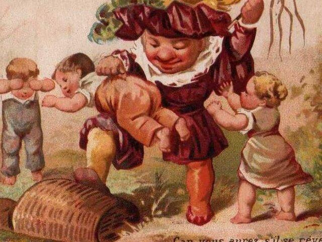 ¿Quién es el Papá Noel malo que castiga a los niños traviesos en Navidad?