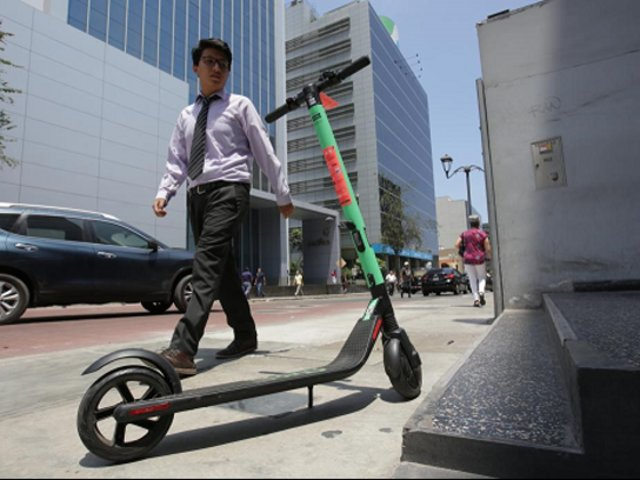 Miraflores: scooters eléctricos tendrán identificación y seguros contra accidentes