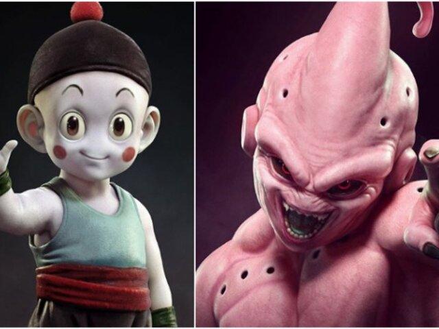 Dragon Ball: así serían los personajes de la serie en live action