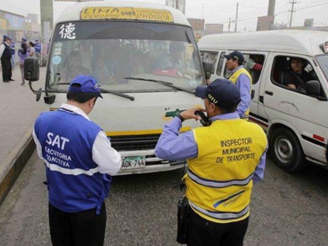 SAT cierra el año con más de 85 mil vehículos enviados al depósito
