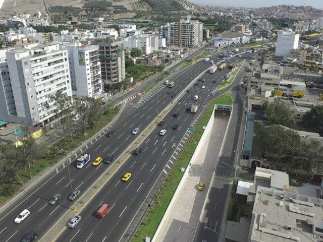 Panamericana Sur: usarán moderno sistema de fiscalización para evitar excesos de velocidad