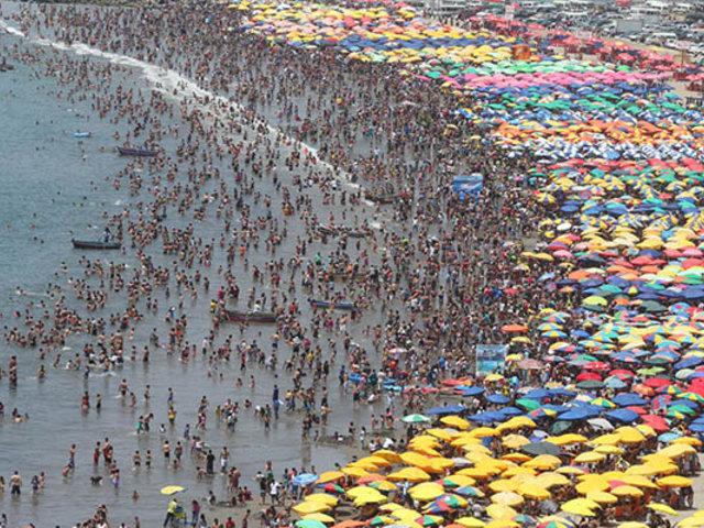 Verano 2020: Digesa publicó lista de playas calificadas de saludables
