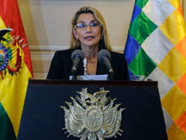 Bolivia expulsa a embajadora de México y a dos diplomáticos españoles