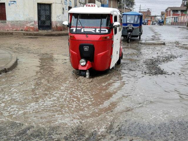 Arequipa: lluvias prolongadas generan más huaicos en la región