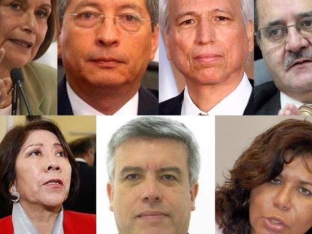 Estos son los antecedentes políticos de los nuevos miembros de la Junta Nacional de Justicia