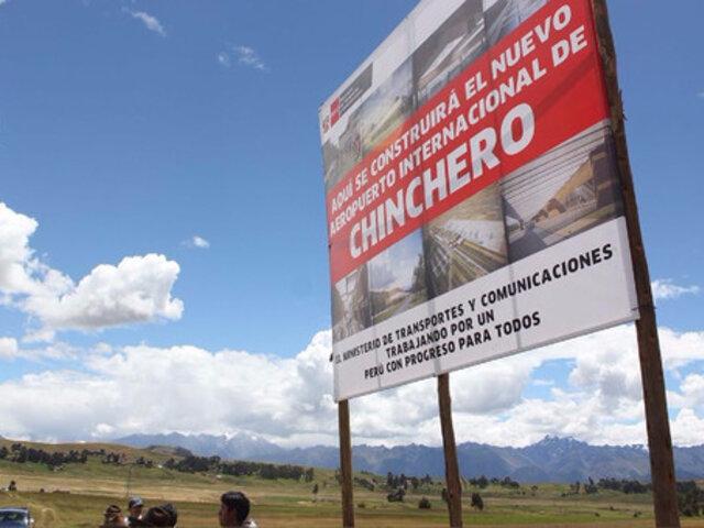Aeropuerto de Chinchero: iniciarán en noviembre obras para construcción de terminal de pasajeros