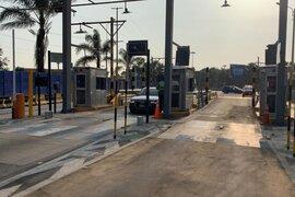 La Molina: dejaron de cobrar peaje en avenida Separadora Industrial