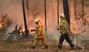 Australia: masiva evacuación de turistas por recrudecimiento de incendios