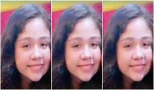 Menor de 14 años desapareció en Carabayllo