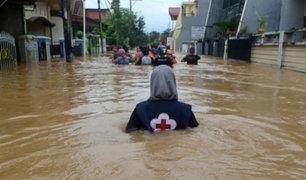 Indonesia: decenas de fallecidos dejan inundaciones en Yakarta