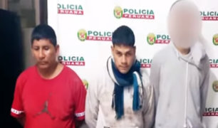 Ancón: delincuentes abren forado para robar conocida cadena de tiendas