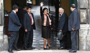 Marianella Ledesma: magistrada asume presidencia del Tribunal Constitucional