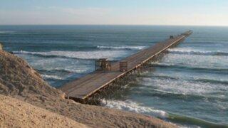 ¡Atención! Playa de Puerto Eten es la única saludable de todo Lambayeque