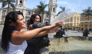 Senamhi: picos de más de 30 grados de calor podrían registrarse este verano