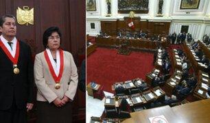 Ponencia en el TC sobre disolución del Congreso se emitirá el lunes 6 de enero