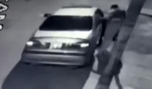 Los Olivos: policía desarticuló banda que asaltó a conductor