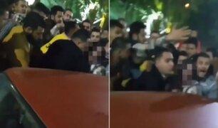 Egipto: mujer fue víctima de acoso sexual por multitud de hombres