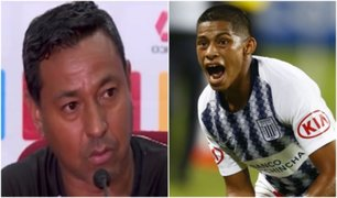 Nolberto Solano sobre Kevin Quevedo: No supo cumplir el compromiso con la Selección Peruana