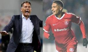 Boca Juniors: Miguel Ángel Russo le da luz verde a Paolo Guerrero