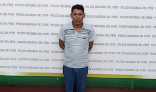 La Libertad: dictan 8 meses de prisión preventiva contra sujeto que acuchilló a expareja