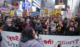 EEUU: activistas marchan en rechazo al asesinato de Qasem Soleimani
