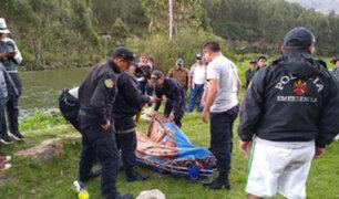 Junín: joven soldado murió ahogado tras caer a río Cunas