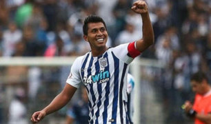 Rinaldo Cruzado renovó con Alianza Lima para la temporada 2020