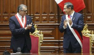 Víctor Quijada señaló que existen varios panoramas sobre demanda competencial contra Vizcarra