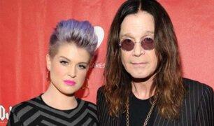 hija de Ozzy Osbourne desmiente rumores sobre la salud de su padre