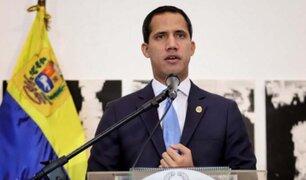 Juan Guaidó aspira a ser reelegido al frente del Parlamento venezolano