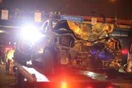 Rímac: dos hombres fallecieron tras ser atropellados por chofer aparentemente ebrio