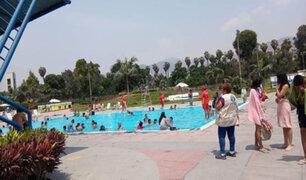 Municipio de Comas cierra piscinas por no cumplir con normas sanitarias