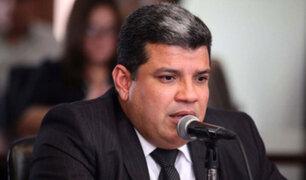 Luis Parra juramentó como presidente del Parlamento de Venezuela