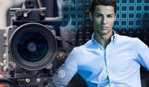 Cristiano Ronaldo quiere dedicarse a la actuación cuando se retire del fútbol