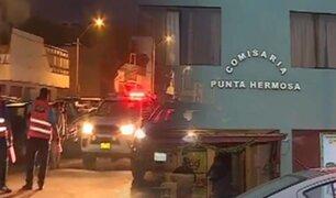 Peligro en Punta Hermosa: le roban más de mil soles a joven en taxi colectivo