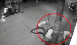 Cajamarca: ladrones que asaltaron con machete a pareja habrían hecho lo propio contra dos mujeres
