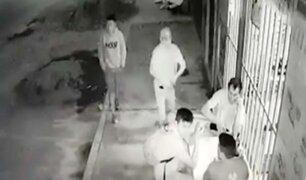 Carabayllo: rechazan denuncia de amigos que fueron asaltados cuando bebían en la calle
