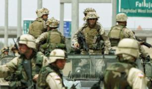 EEUU se alista para salir de Irak tras escalada de tensión en Medio Oriente