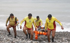 Unidad de Salvataje ha rescatado a casi 200 bañistas en lo que va del 2020