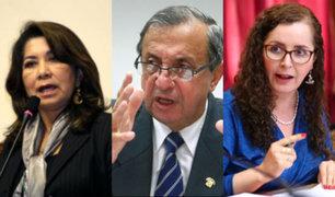 Debate congresal: estos son algunos de los candidatos elegidos para el duelo