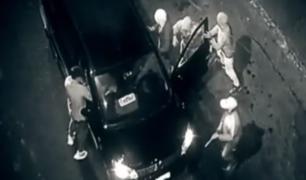 Tsunami: modalidad de robo es terror de conductores en Cercado de Lima