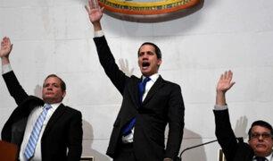 Venezuela: Juan Guaidó juramentó nuevamente como presidente encargado