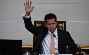 Estados Unidos advierte que tomará medidas si Juan Guaidó es arrestado