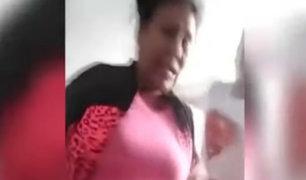 Chimbote: hombre golpea a mujer porque le pisó la sandalia