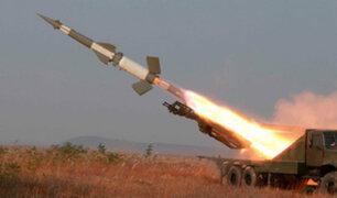 Irak: base aérea que alberga tropas de Estados Unidos fue impactada por al menos 10 cohetes